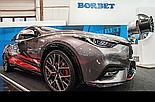 Диски Borbet BY цвет Titan polished matt параметры 10J x 21'' 5 x 120 ET 35, фото 3