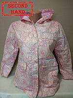 Куртка на девочку 9-10лет. Весна, осень;