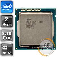 Процессор Intel Core i3 2100 (2×3.10GHz • 3Mb • 1155) БУ