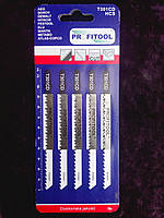 Пилочки для електролобзика T301CD, фото 1