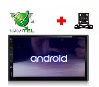 Магнитола 2din Pioneer FY6511 GPS + WiFi + 4Ядра +Android 6,0 НОВИНКА!
