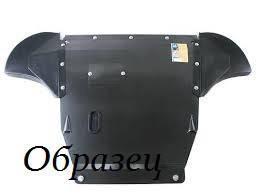Защита двигателя,КПП и радиатора Nissan Sunny B15 1998-2007  (бензин)