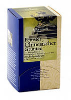 Органический чай зеленый, Файнест, пакет., Sonnentor, 20 пакет./ 1 гр