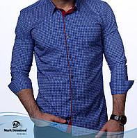 Модная рубашка с длинным рукавом-трансформером (Турция), с шелковистым отливом