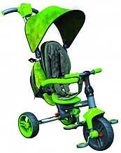 Дитячий велосипед Y STROLLY Compact Зелена мозаїка