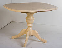 Стол деревянный Эмиль  ( слоновая кость ), фото 1