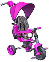 Детский велосипед Y STROLLY Compact Розовый