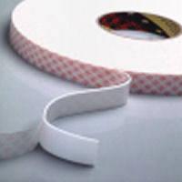 Двухсторонняя клейкая лента скотч 3М, на вспененной основе 9536 (толщ. 1 мм)