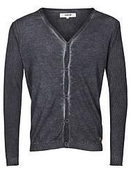 Чоловічий пуловер кардиган від Mandy !Solid (данія) в розмірі L