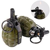 Зажигалка на подарок муляж гранаты ZG215400, фото 1
