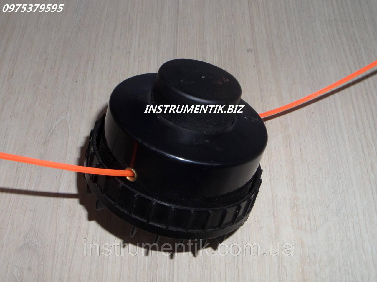 Катушка  для электрокос с длинным носиком 6 мм
