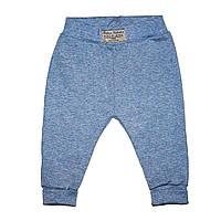 Легкие штанишки для мальчика  Fashion Collection Andriana Kids  в голубом цвете 68 см