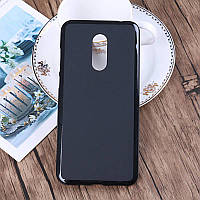 Силиконовый TPU чехол JOY для Xiaomi Redmi 5 Plus черный