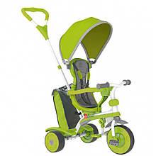 Детский велосипед Y STROLLY Spin Зеленый