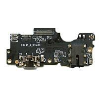 Шлейф конектора зарядки для Meizu E2 з мікрофоном