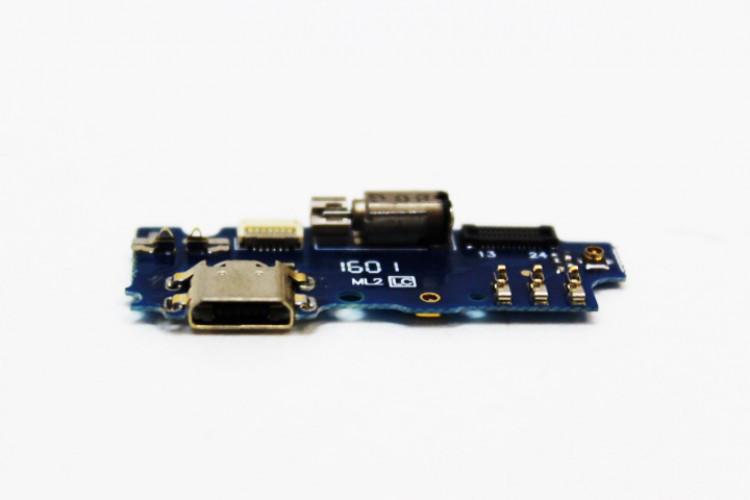 Шлейф конектора зарядки для Meizu M1 Note