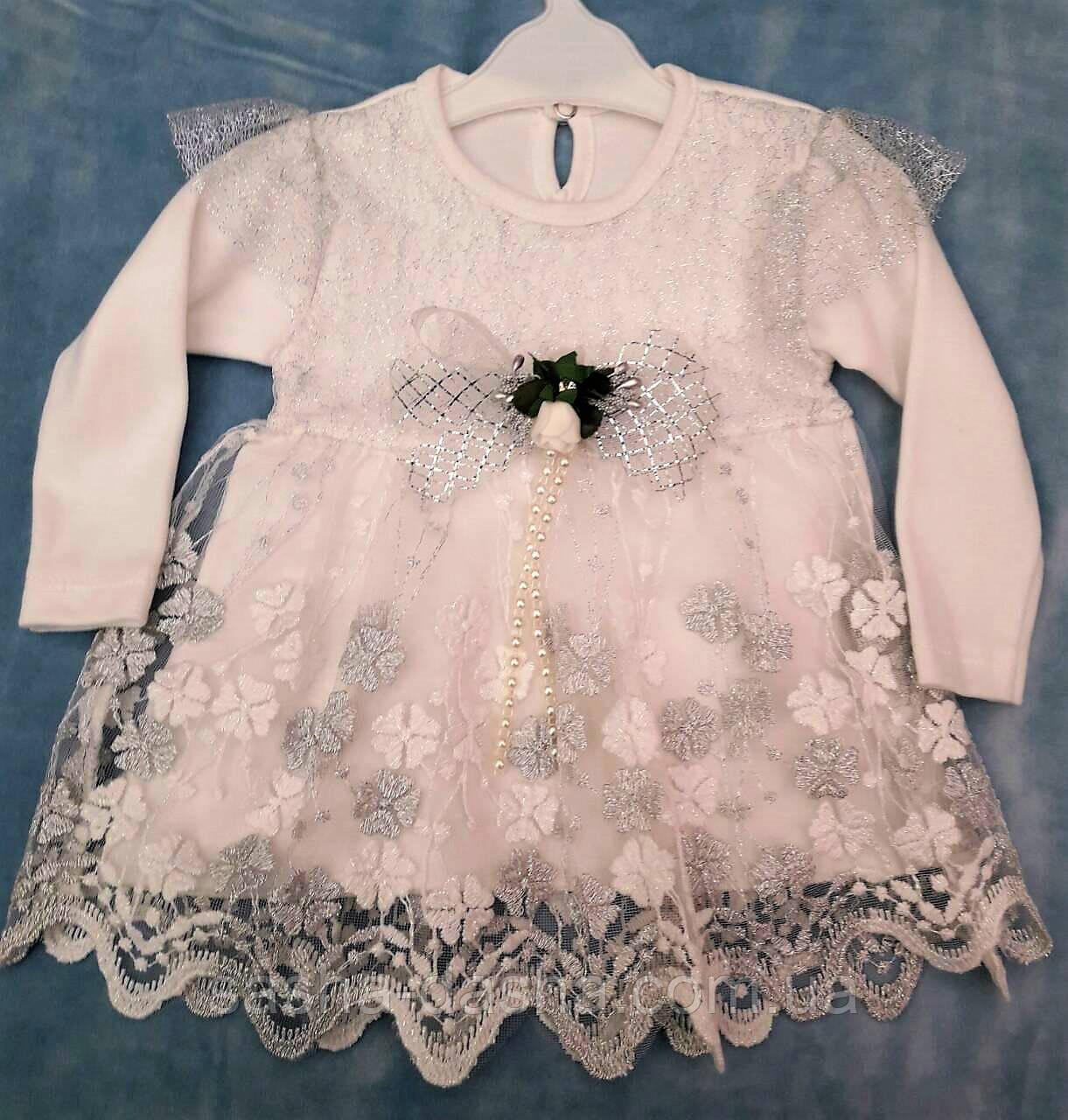 Нарядные детские платья для девочек.