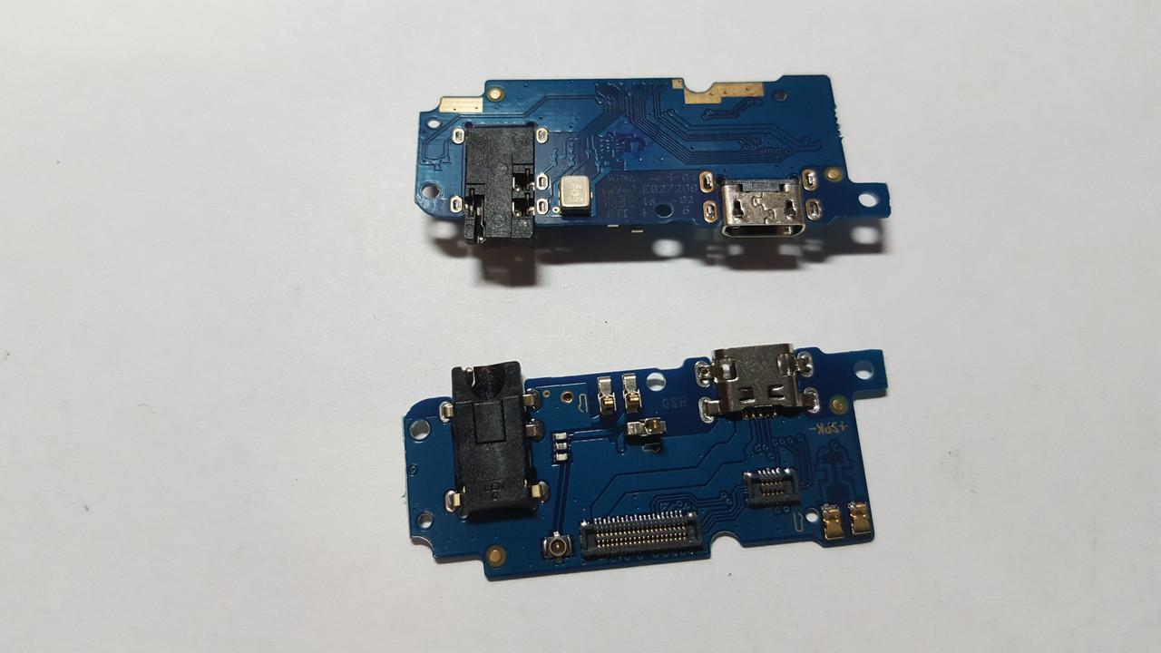 Шлейф конектора зарядки для M5