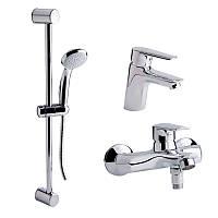 Q-tap Set CRM 35-311 Набор для ванной комнаты 3 в 1