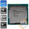 Процессор Intel Core i5 3470 (4×3.20GHz/6Mb/s1155) б/у