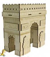 Деревянный конструктор Триумфальная арка идр0151