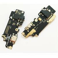 Шлейф конектора зарядки для Meizu M6 з мікрофоном
