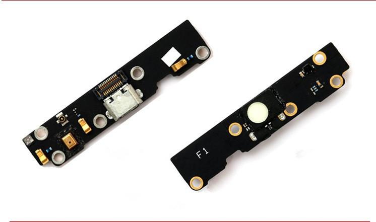 Шлейф конектора зарядки для Meizu MX3