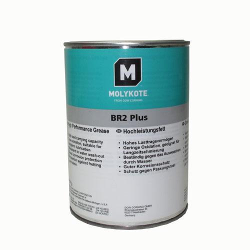 Высокоэффективная консистентная смазка с твердыми смазочными веществами Molykote BR2 Plus