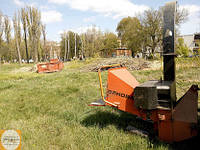 Аренда щеподробилки, веткодробилки Киев, фото 1