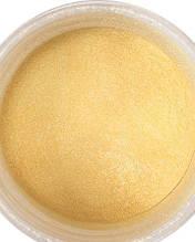 Харчовий барвник порошковий золото 25г/упаковка