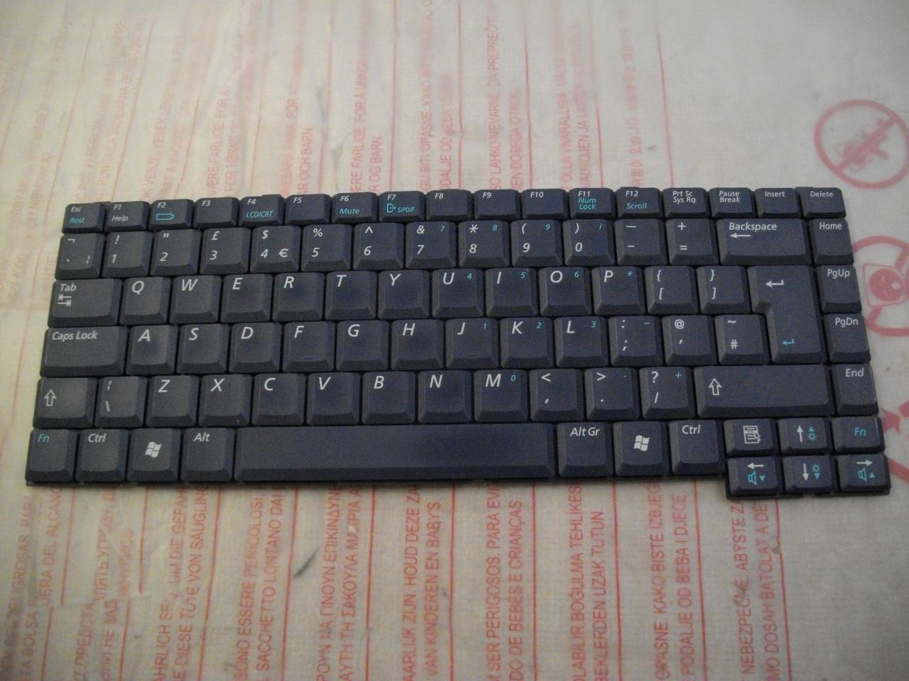 Клавиатура Samsung X05