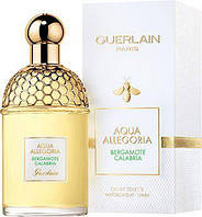 Туалетная вода Guerlain Aqua Allegoria Bergamote Calabria 75 ml.