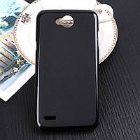 Силиконовый TPU чехол JOY для LG X power2 (M320) черный