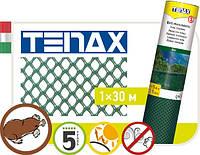 Сетка для декоративного ограждения Tenax Аири (1х30 м) зеленая
