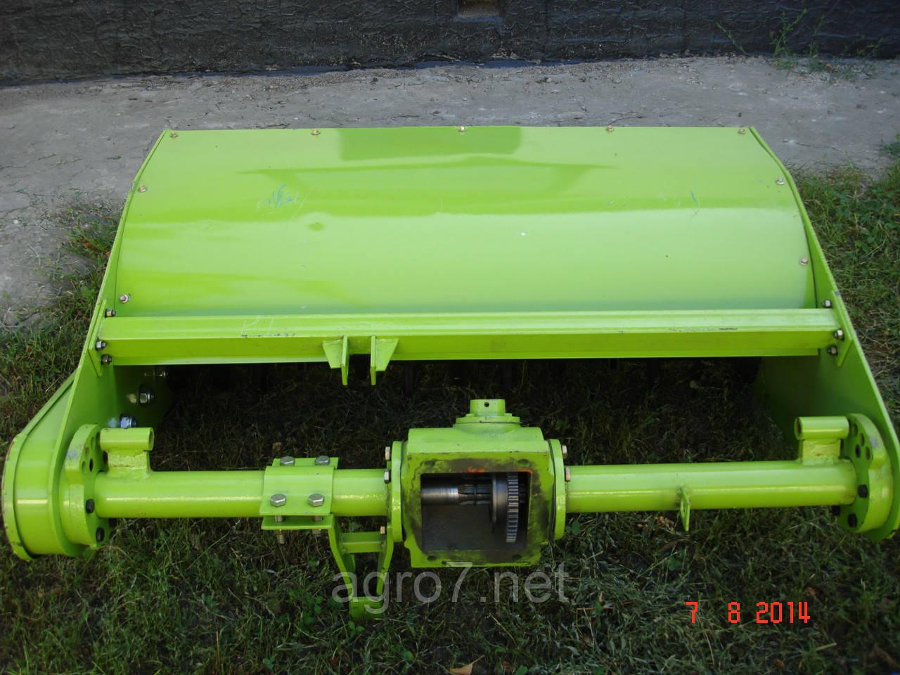 Почвофреза ФН-100МБ к мототрактору(шестеренчастая)