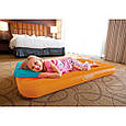 Детский надувной матрас с подушкой Intex 66801 - 157см×88 см×18 см , фото 2