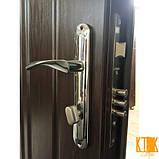 """Входная дверь в квартиру серии """"Акцент"""" Квадро (венге), фото 4"""