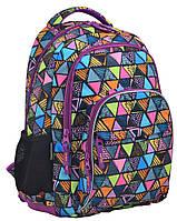 Рюкзак молодежный T-48 Facet, 42.5*31*19  555543