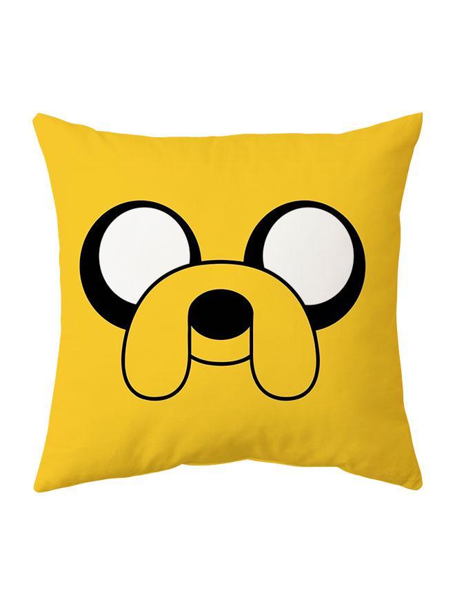 Подушка Джейк Час пригод / Adventure Time 40*40 см