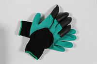 Садові рукавиці с кігтями  Garden Genie Gloves