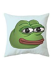 Подушка Пепе жабеня 40*40 см