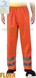 Непромокаемые брюки со светоотражающими лентами LH-FLUER-T P