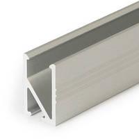 Алюминиевый профиль для светодиодной ленты 8х12мм, фото 1