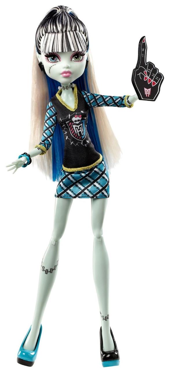 Фрэнки Штейн Гул Спирит (Ghoul Spirit Frankie Stein Doll)