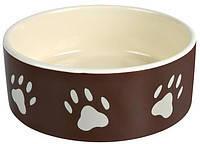 Trixie  TX-24533 миска для собак   (1,4 l/ø 20 cm) керамика