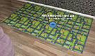Детский игровой коврик автодорога 180х55см, толщина 8мм, фото 2