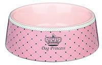 Trixie TX-24582 миска Dog Princess (керамика) 0,45 l/ø 16 cm, фото 2