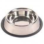 Trixie TX-24852 миска (металл) на резине 0,7л для собак