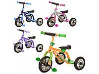 Велосипед  Profi Trike Три Колеса EVA, Микс Цветов Ps