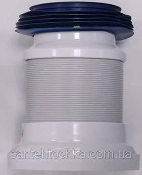 """Гофра для унитаза армированная длинная, 558 мм """"Waterstal"""" , фото 2"""